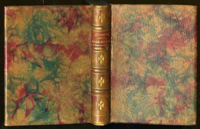 Barcelona: Elzeviriana, 1905. First Edition. Hardcover (Full Leather). Very Good Condition. Full con...