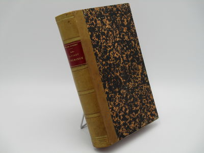 Geneve.: Jules-Guillaume Fick. , 1862. 1st edition, 500 copies. . Contemporary quarter calf over mar...