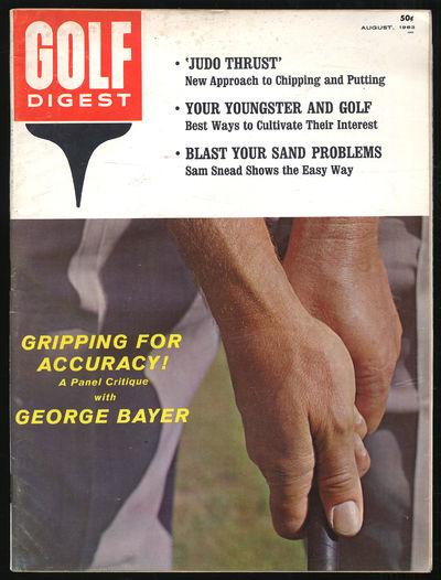 Norwalk, Connecticut: Golf Digest, Inc, 1963. Softcover. Near Fine. First edition. Near fine with li...