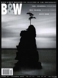 image of BLACK & WHITE MAGAZINE: CARL CHIARENZA, NEIL FOLBERG, ROLFE HORN