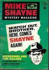 MIKE SHAYNE MYSTERY MAGAZINE: December, Dec. 1972