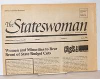 The Stateswoman, current issues of women\'s equality. Vol. 2, no. 2 March 1981