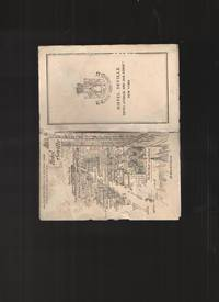 image of Hotel Seville, Fifth Avenue and 29th Street in New York City - Tourist  Brochure