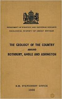The geology of the country around Rothbury, Amble and Ashington
