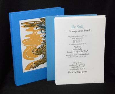 : The Old Stile Press, 2015. Limited Edition. Folio. Fine/as new. Abell, John; d'Arbeloff, Natalie; ...