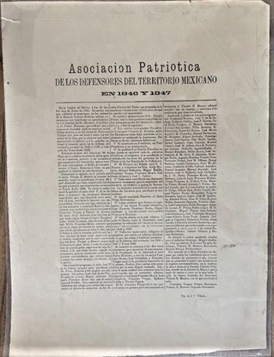 VETERANS OF THE TEXAS AND AMERICAN WARS