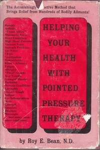 image of Helping Your Health with Pointed Pressure Therapy