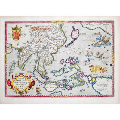 [Spice Islands] Indiae Orientalis...