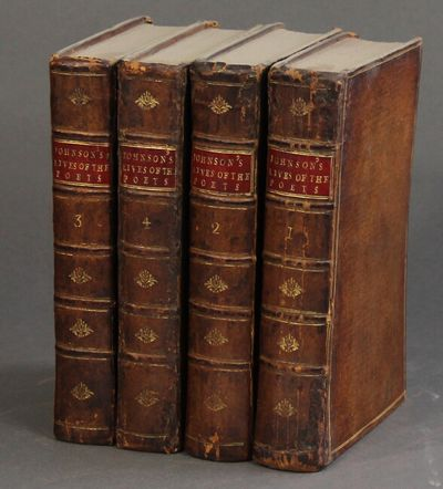 London: for C. Bathhurst , 1781. First authorized and first separate London edition, 4 volumes, 8vo;...