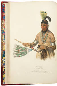 History of the Indian Tribes of North America, with Biographical Sketches and Anecdotes of the Principal Chiefs. Embellished with one hundred and twenty portraits, from the Indian Gallery in the Department of War, at Washington