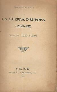 La guerra d'Europa (1921-23)