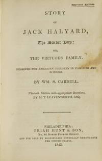 Story Of Jack Halyard, the Sailor Boy