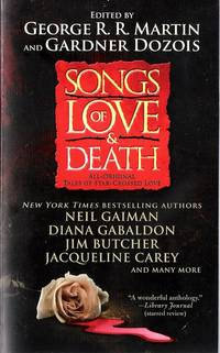 image of Songs of Love and Death: All-Original Tales of Star-Crossed Love (Includes Dresden Files )