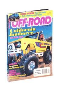 Off-Road Magazine, September [Sept.] 1991 - California Jamboree