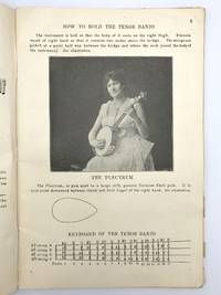 image of Self Instructor for the tenor or Plectrum Banjo