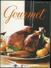 GOURMET MAGAZINE NOVEMBER 2005 The Magazine of Good Living by Gourmet Magazine - 2005 - from Gibson's Books (SKU: 76418)