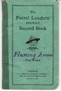 The Patrol Leaders' Pocket Record Book