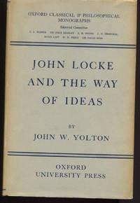John Locke and the Way of Ideas.