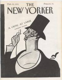The New Yorker A Critic At Large:  Audubon's Passion. Feb. 25, 1991 by  Adam Gopnik - Hardcover - 1991 - from E Ridge fine Books and Biblio.co.uk