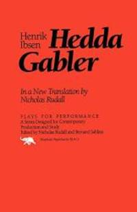 image of Hedda Gabler (Plays for Performance Series)