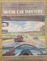 The Times Survey of the British Motor Car Industry, October 1955