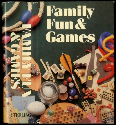 New York: Sterling Publishing Co, 1992. Hardcover. Very Good/Very Good. First edition. Very good or ...
