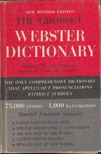 image of The Grosset Webster Dictionary