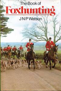 image of The Book of Foxhunting