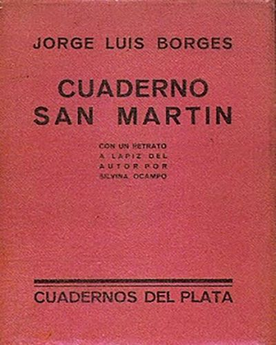 Fine Copy of One of Borges´ Rarest...