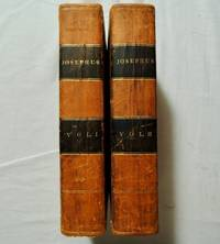 The Works of Flavius Josephus (Two volume set)