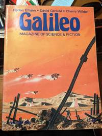 Galileo Magazine Of Science & Fiction Number Six January 1978