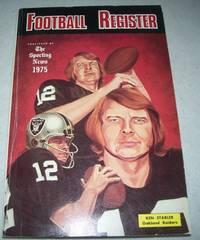 Football Register 1975 Edition