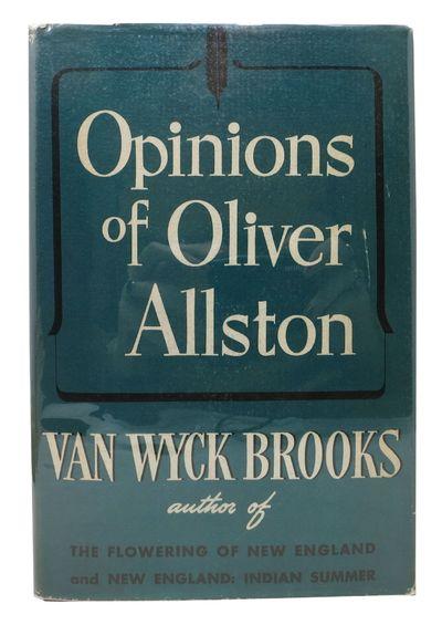 New York: Dutton, 1941. 1st edition. Hardback. Dust jacket. NF/VG (some light edgewear/pc).. 8vo.