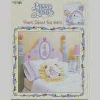 Precious Moments Paint Décor for Girls (Leisure Arts Book 22517)