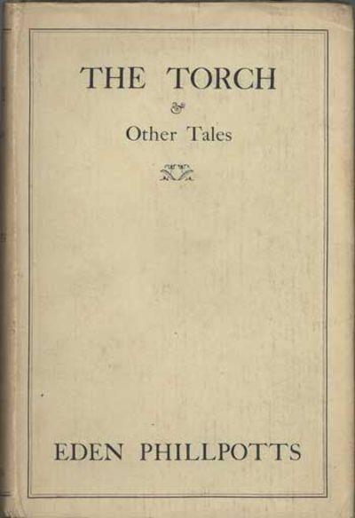 London: Hutchinson & Co. (Publishers) Ltd., 1929. Octavo, original sea green cloth. First edition. 4...