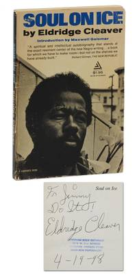 Soul on Ice by  Eldridge Cleaver - Signed - 1970 - from Burnside Rare Books, ABAA (SKU: 140939513)