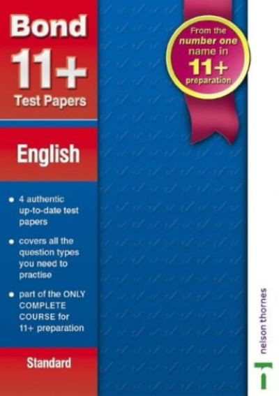 9780748773312 - Bond 11+ Test Papers (Bond Assessment Papers) by