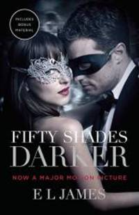 image of Fifty Shades Darker (Movie Tie-in Edition): Book Two of the Fifty Shades Trilogy (Fifty Shades of Grey Series)