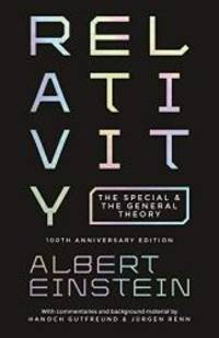 image of Relativity: The Special and the General Theory - 100th Anniversary Edition