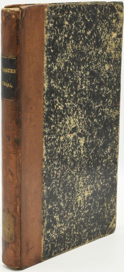 Boston: Phillips, Sampson & Company, 1850. Ex-Library, First Edition. Quarter Leather. Fair binding....