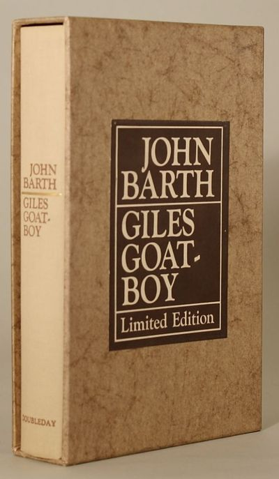 Garden City: Doubleday & Company, 1966. Octavo, cloth. First edition. One of 250 numbered copies sig...