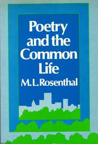Poetry and the Common Life