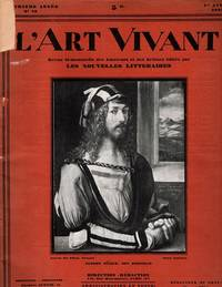 image of L'Art Vivant, 1er Avril 1928