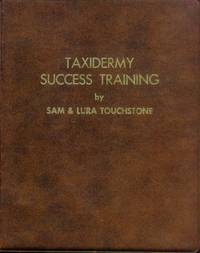 image of Taxidermy Success Training (9 Booklets)