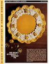 image of McCall's Cooking School Recipe Card: Pies, Pastry 4 - Pumpkin Pie With A  Secret (Replacement McCall's Recipage or Recipe Card For 3-Ring Binders)