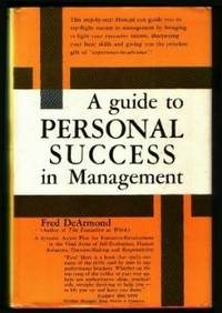 A Guide to Personal Success in Management