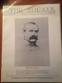 The Zouave: Magazine of The American Civil Wargaming Society. Volume Three, Number 1, Spring 1989