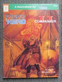 image of FANTASY HERO.  THE ROLEPLAYING GAME OF EPIC ADVENTURE.