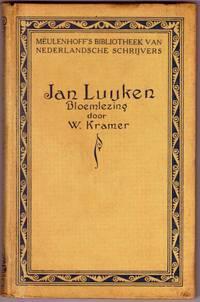 JAN Luijken OR LUYKEN,  BLOEMLEZING Uit Zijn Werken..