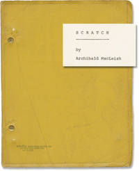image of Scratch (Original script for the 1971 play)